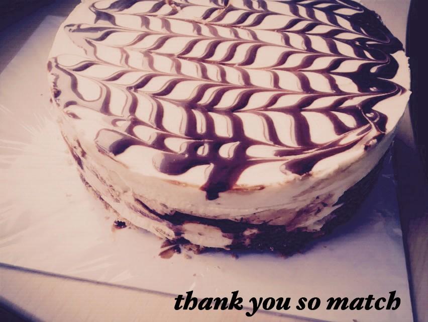 チーズケーキをありがとう