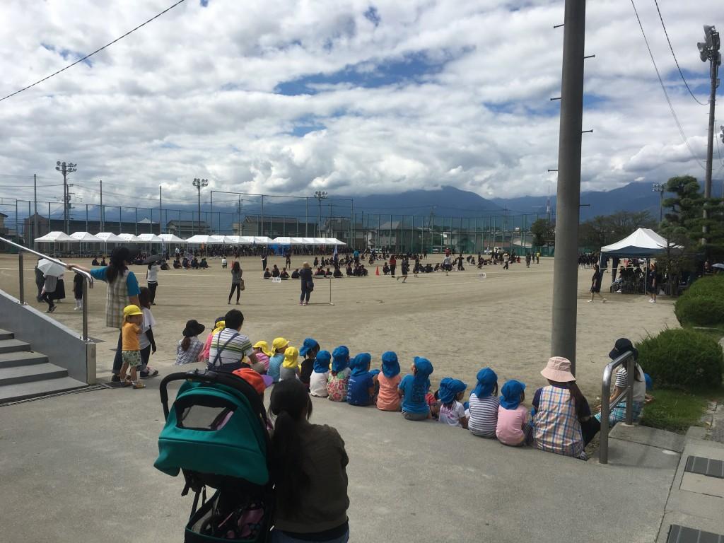 甲斐市立敷島中学校 年輪祭