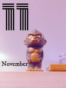 amuletoの十一月のお休み