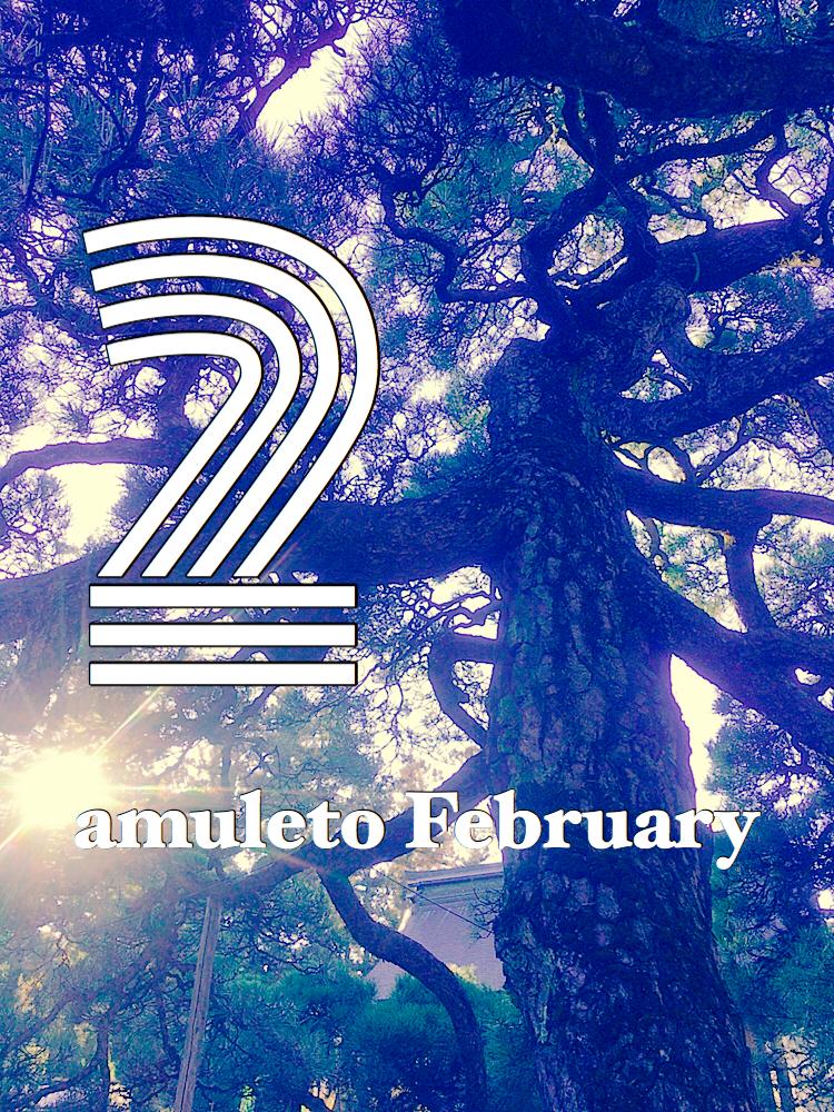 アムレット2月のお休み