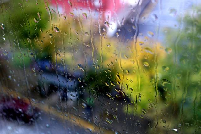 夏の前の梅雨全開 湿気MAX